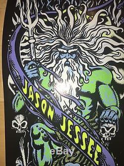 Santa Cruz Jason Jessee Skateboard