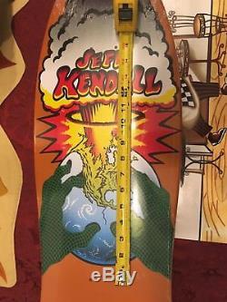 Santa Cruz Jeff Kendall VISION POWELL PERALTA DOGTOWN ALVA SMA G&S SIMS T&C SK8