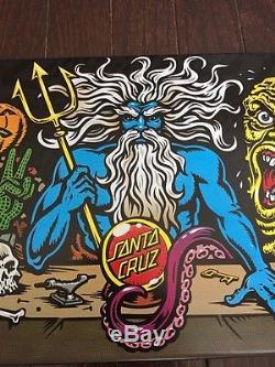 Santa Cruz Last Supper Jim Phillips skateboard deck