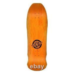 Santa Cruz Rob Roskopp FACE Skateboard Deck PINK STAIN