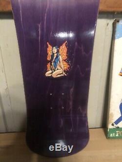 Santa Cruz Skateboard Deck Rare