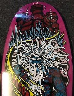 Santa Cruz Skateboards Jason Jessee NEPTUNE 2 Raspberry Sma Jeff Grosso Natas