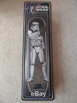 Santa Cruz Star Wars Strormtrooper Deck Limited Edition