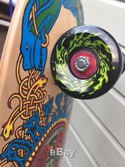Santa cruz Eric Dressen Old Skool Skateboard