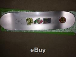 Santa cruz MARS ATTACKS skateboard