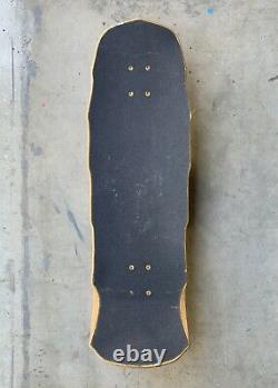 Schmitt Stix (Rip Saw) Old School Deck From Jamie Thomas 10 X 30 (1987)