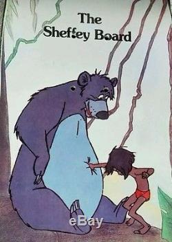 Sean Sheffey Plan B Slick Jungle Book deck