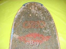 Sims Brad Bowman skateboard deck vintage Dogtown Lamar Andrecht Kryptonics G&S