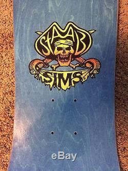 Sims Kevin Staab Tortuga Shipwreck Tribute Deck. Very Cool