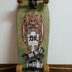 Skateboard Schmitt Stix Vintage