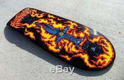 Skateboard Tommy Guerrero Series1 deck Black old school 80s vintage reissue new