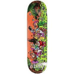 Strangelove Skateboard Apple Deck Todd Bratrud Super Rare Snow White 420 New
