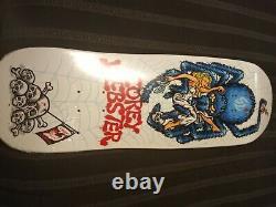 Strangelove corey webster skateboard deck