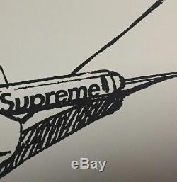 Supreme Akira Syringe Skateboard Deck FW17 Manga Anime Box Logo Katsuhiro Otomo