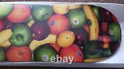 Supreme Fruit Skateboard Deck Mint Sealed! Ss19 Ds Authentic Skate Board Fruits
