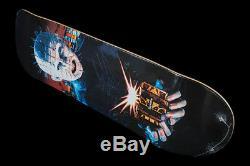Supreme Hellraiser Skateboard Deck Black Ss18 Box Logo Pinhead Cdg Skate Board