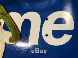 Supreme Kermit The Frog Skateboard Deck Blue