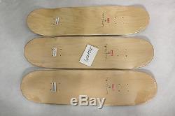 Supreme Kids Skate Skateboard Deck Set 40 Oz Jav Makeout Box Logo Larry Clark