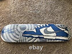 Supreme Nike Dunk Low pro SB Skateboard deck 50 limited Complete Set