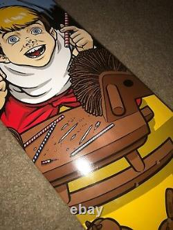 Supreme Sean Cliver Skateboard Sugar Rush Deck