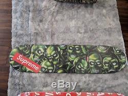 Supreme Skull Pile Skate Deck SS18