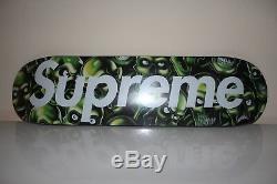 Supreme Skull Pile Skateboard Deck Glow In The Dark Off white Unc