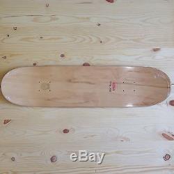 Supreme Taxi Driver Logo Skate Deck Skateboard Prince Saville Box Hirst 20th