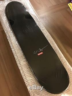 Supreme X George Condo Girl Skateboard Skate Deck Before Louis Vuitton