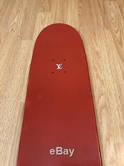 Supreme X LV Skateboard Deck 7.75 New Custom Hand Made Blank Decks Brand