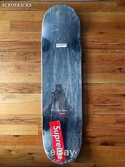 Supreme x Alessandro Mendini skateboard deck Pink sealed MINT Baked koons hirst