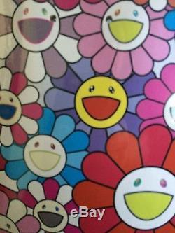 Takashi Murakami Superflat Supreme Skateboard Decks Damien Hirst Longo Obey
