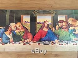 The Last Supper Skate Deck DaVinci New Box Jesus Christ Reigns Supreme Into Logo