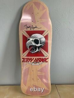 Tony Hawk Bones Brigade Powell & Peralta Autographed Deck Limited #35 of 63