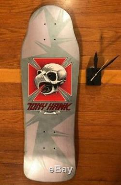 Tony Hawk Chicken Skull 1987 Vintage Time Warp
