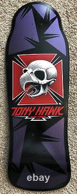Tony Hawk Powell Peralta (Bones Brigade Series 5) Purple/Black