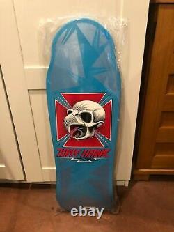 Tony Hawk Series 9 Reissue Skateboard Deck (New in plastic)