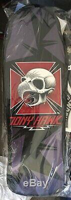 Tony Hawk Skateboarding Deck Reissue Nip Mint Bones Brigade