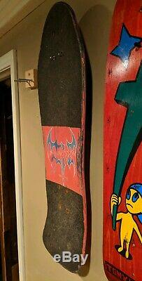 Tony Magnusson H Street Skateboard Deck Powell Peralta Santa Cruz Not Reissue
