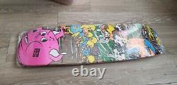 ULTRA RARE 2/10 Cease and Desist Mike Vallely BARNYARD Charcoal Deck