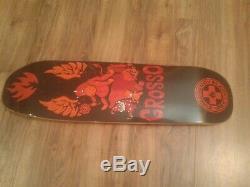Ultra RARE Blacklabel Jeff Grosso Donkey Skateboard Deck New in shrink