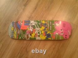 Ultra Rare 2015 Street Plant Mike Vallely AUTOGRAPHED #93/100 skateboard Deck