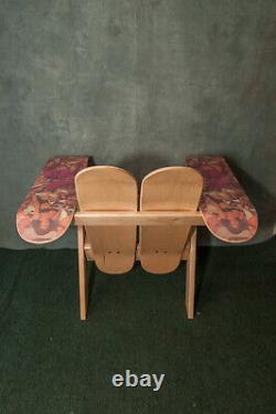 VERY RARE Powell Peralta Buckys Secret Custom Skateboard Deck Chair