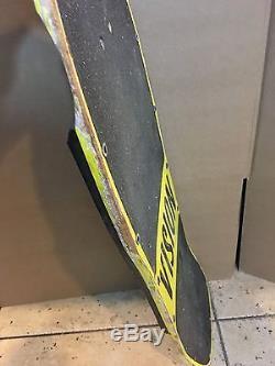 Vintage Vision Gator Mark Rogowski Pro Model Skateboard Deck