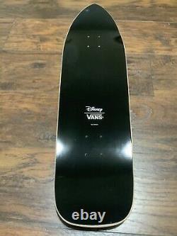 Vans Vault x Disney x Mr. Cartoon Mickey Mouse Skateboard Deck RARE Authentic