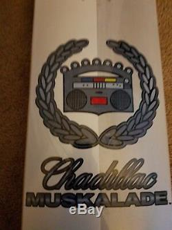 VeryRare! CHAD MUSKA muskalade! One of my favorite boards so the price is firm