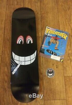 Very Rare Jovontae Turner Prime 90s World Industries Skateboard Girl NOS 31/38