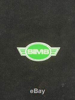 Vintage 1979 Original Sims Andrecht S-Ply Sting 11.0 Skateboard Deck