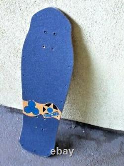 Vintage 1980s Tracker Kasai Mini skateboard deck natural NOT REISSUE OG
