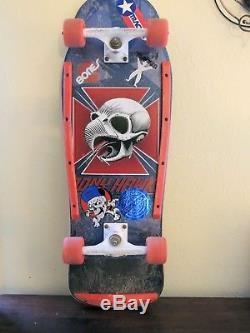 Vintage 1983Powell PeraltaTony HawkSkateboard Deck