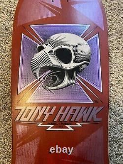 Vintage 1986 Powell Peralta Tony Hawk skateboard deck OG Natas Grosso Santa Cruz
